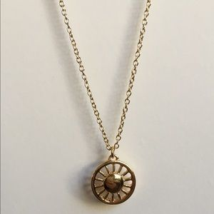 Charter Club Gold Tone Necklace